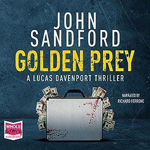 Golden Prey Audiobook