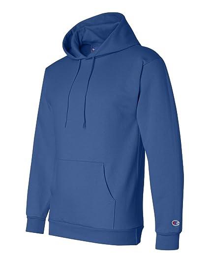 Amazon.com  Champion Men s Front Pocket Pullover Hoodie Sweatshirt ... 8972aad87e2f