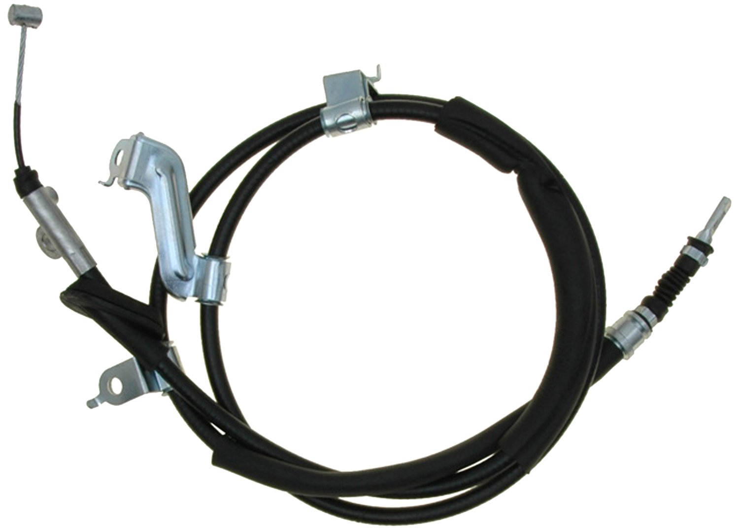 ACDelco 18P2857 Professional Rear Parking Brake Cable