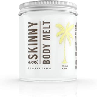 product image for SKINNY & CO. Rejuvenating Body Melt 6 oz (Marula & Argan)