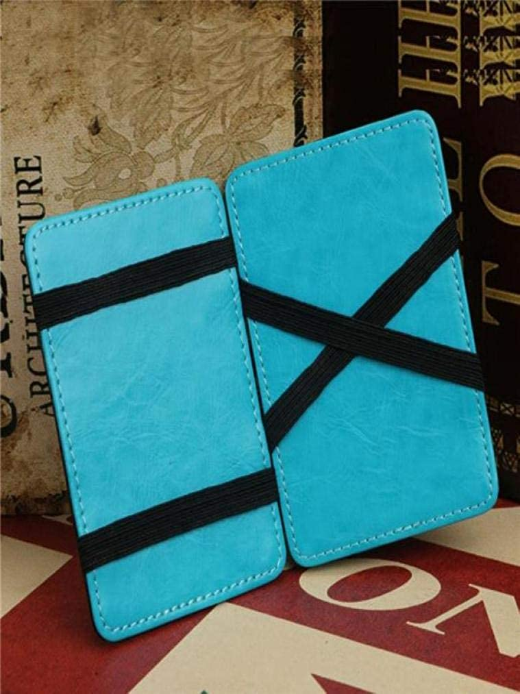 Bifold Wallet Litetao Stylish PU Neutral Magic Purse ID Credit Card Holder Gift