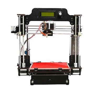 YNPGHG Impresora 3D De Ultrabase, Preensamblada, Tamaño De ...