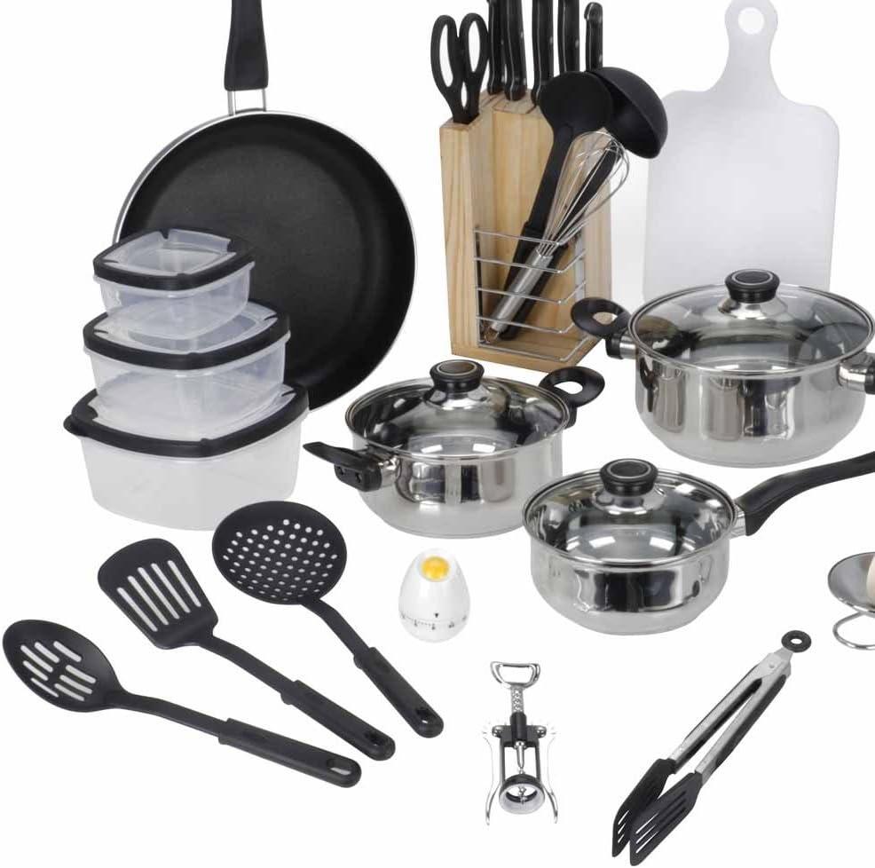 Küchenset Erstausstattung Aussteuer 20-teilig