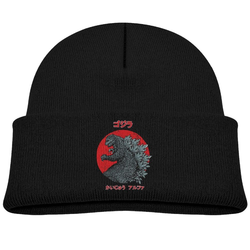 OETUU Gojira Beanie Cap Knit Cap Woolen Hat For Kids
