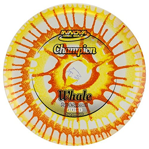 Innova I-Dyed Champion Whale (ASSORTED COLORS/DESIGNS) (170-175 grams) ()