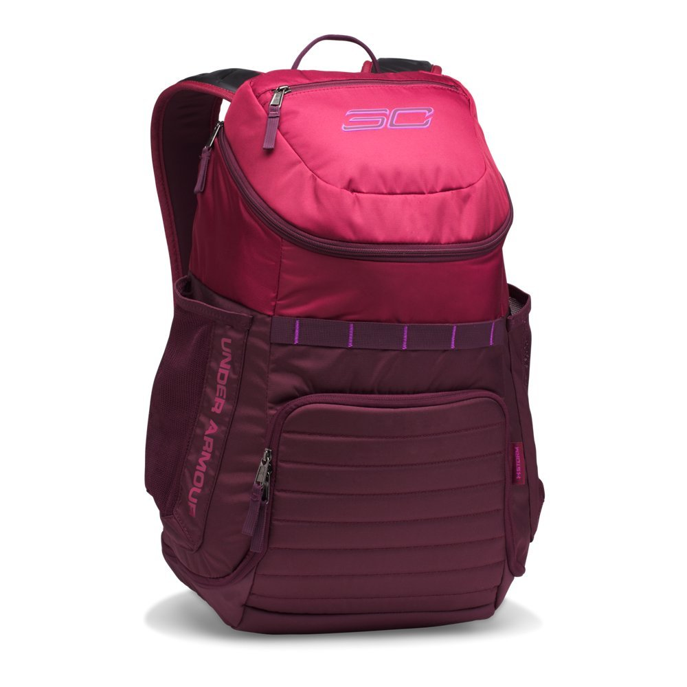Under Armour SC30 Undeniable Backpack,Black Currant (923)/Raisin Red, One Size