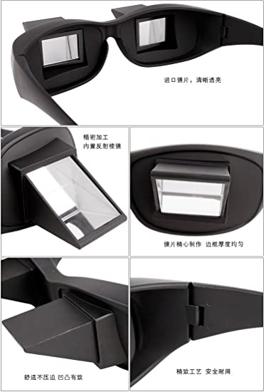 c734ea095a84 Amazon.com  Bed Prism Spectacles Lazy Glasses  Health   Personal Care