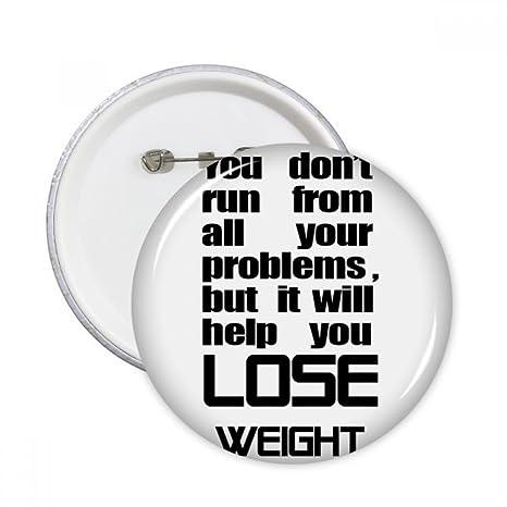 perdere peso in inglese