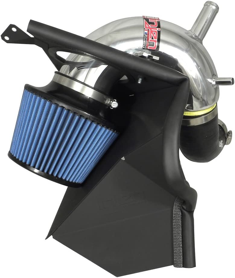 Injen Technology SP1387BLK Short Ram Intake System