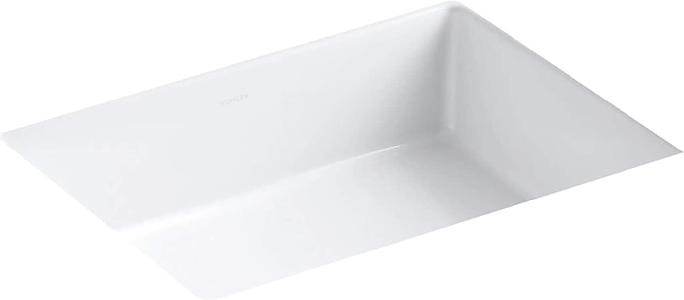 Best overall design: Kohler K-2882-0 Verticyl Undermount Bathroom Sink