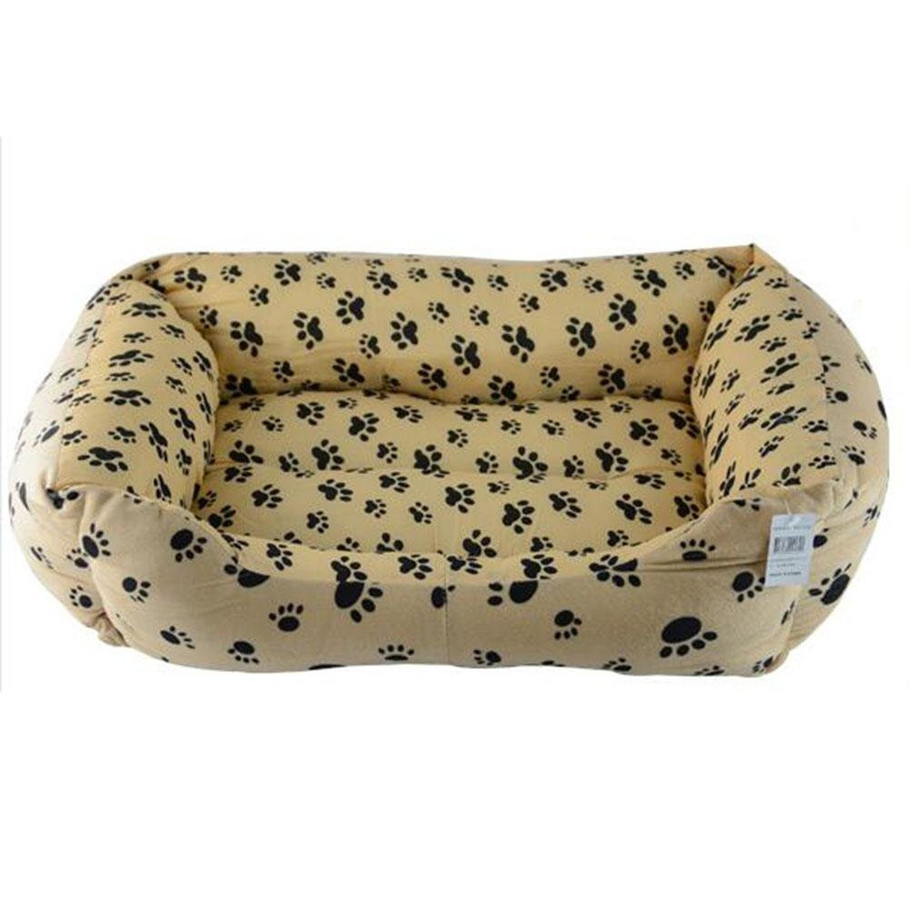 Axl SASA Padded nest Teddy Doghouse Autumn and Winter with pet mats Cat nest Small Medium and Large Dogs and Cats Supplies, B