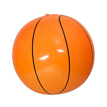 WIDMANN 01452 Hinchable Baloncesto: Amazon.es: Juguetes y juegos