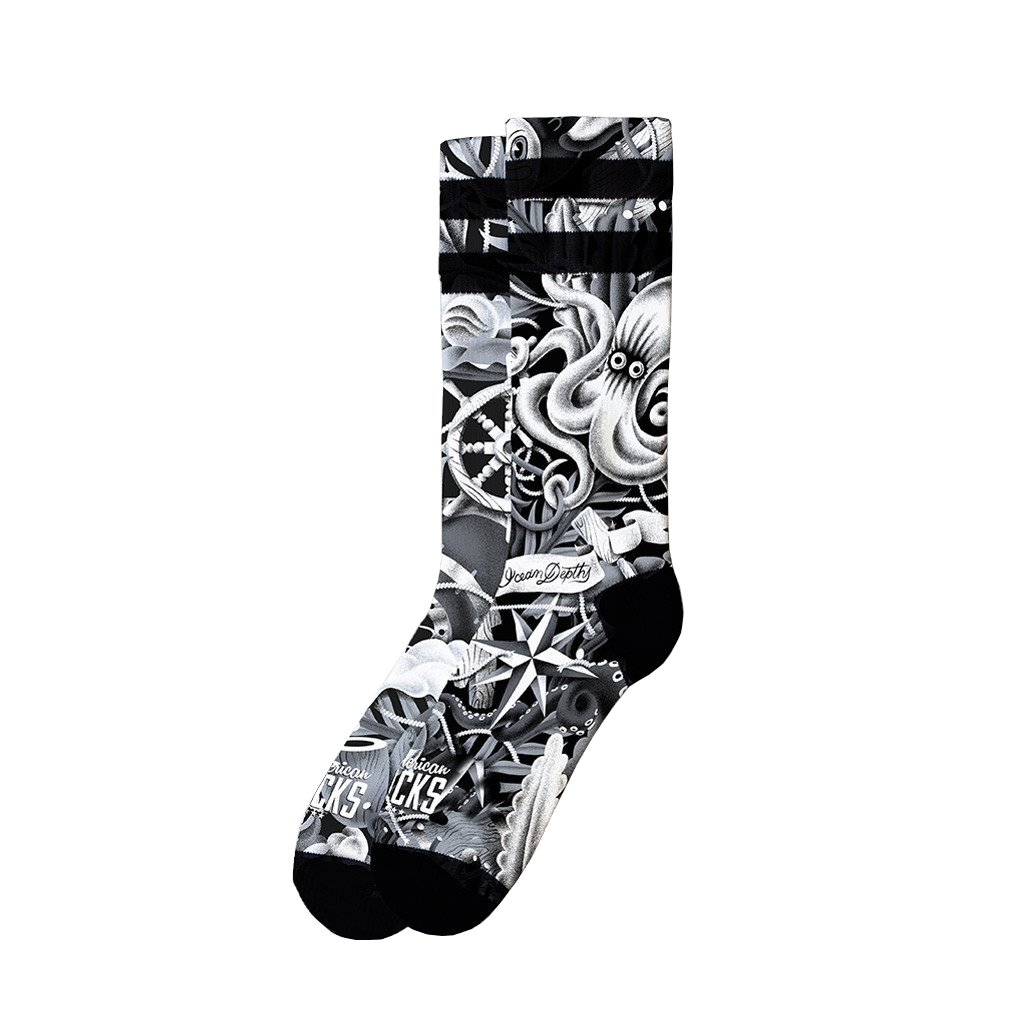 American Socks Chaussettes Signature Series