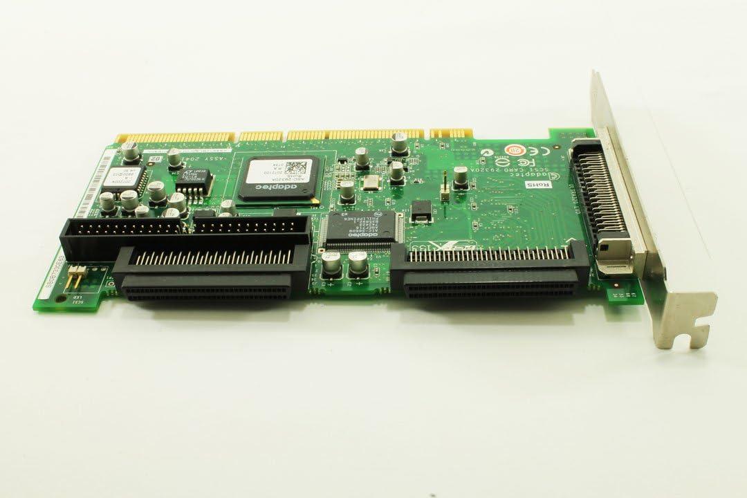 SUN X9265A Dual Ultra 320 SCSI//Raid Card