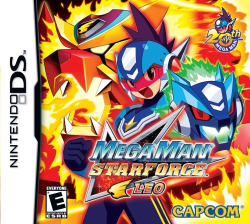 Mega Man StarForce: Leo - Nintendo DS by Capcom