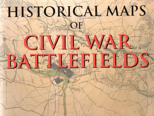 Historical Maps of the Civil War - Atlas Co Lens