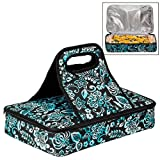 Insulated Casserole Carrier Travel Carry Bag
