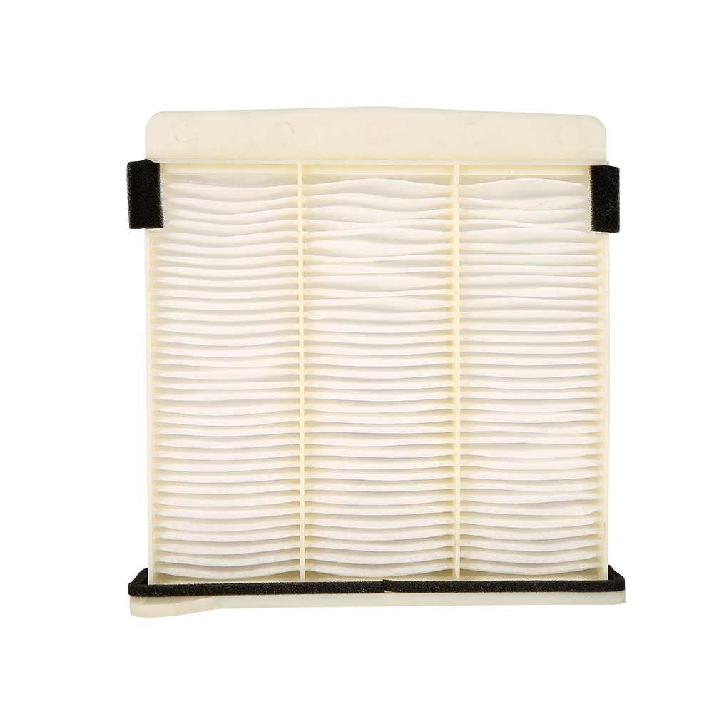 Qiilu Car Cabin Air Filter For Mitsubishi Outlander 2003-2006 For Mitsubishi Lancer 2002-2007 by Qiilu (Image #2)