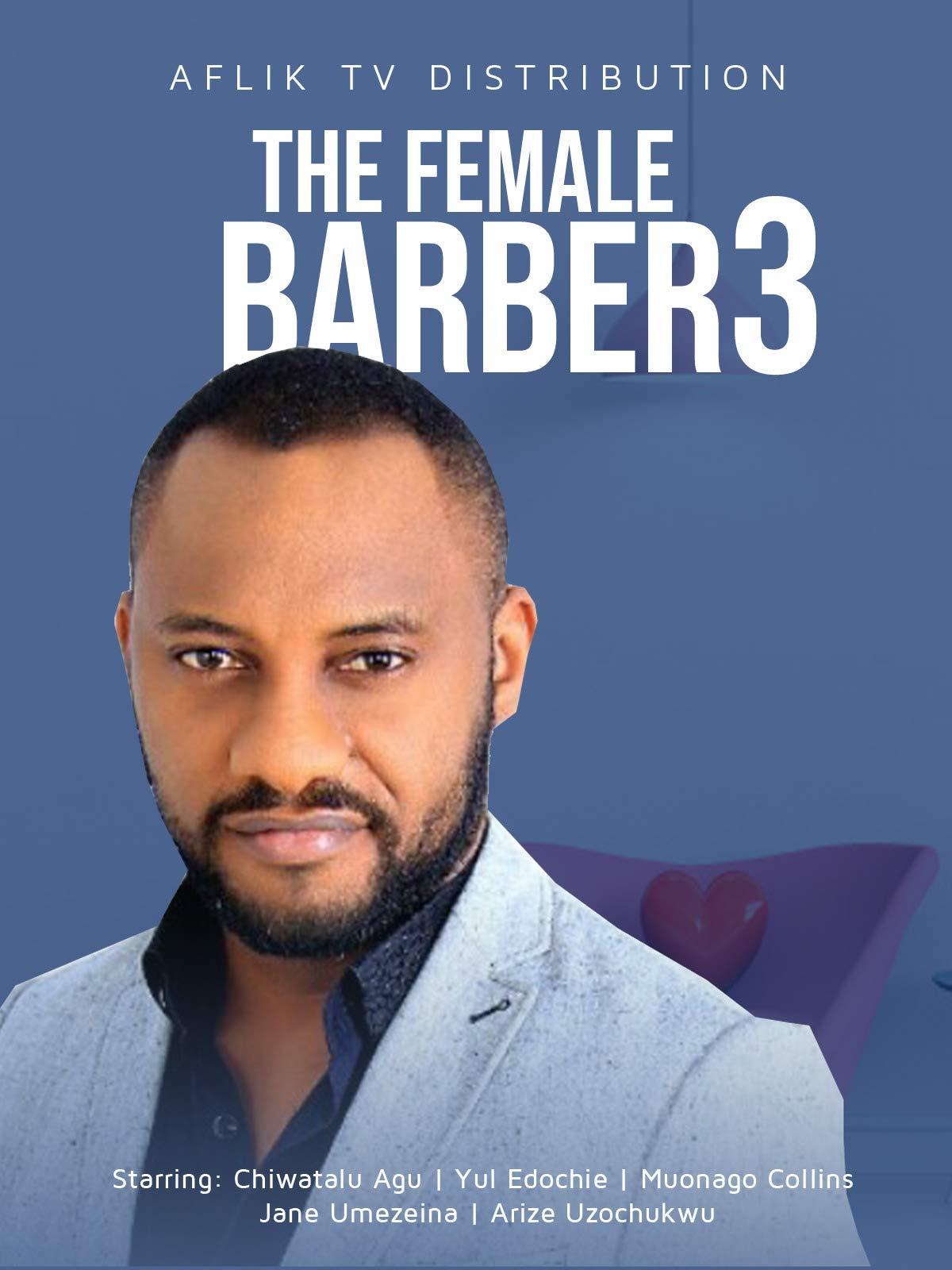 The female Barber 3 on Amazon Prime Video UK