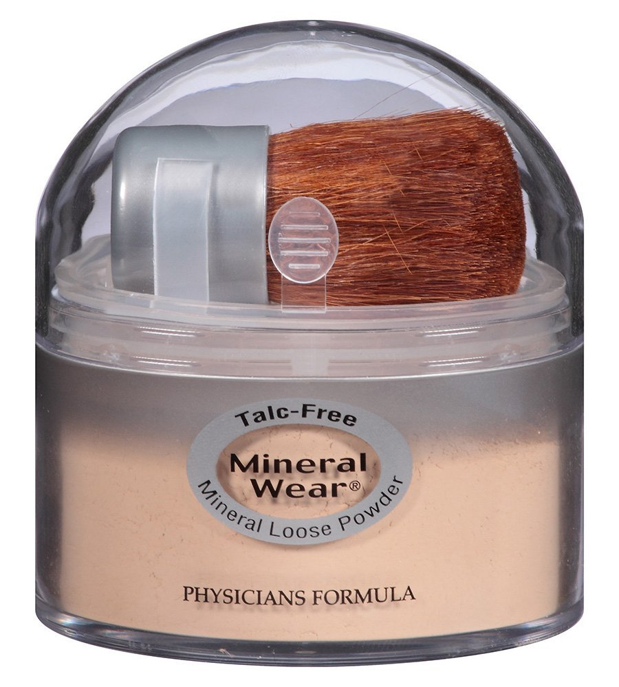 Physicians Formula Mineral Wear Talc-Free Loose Powder, Translucent Light, 0.49 Ounce Physicians Formula Inc 44386024496 904861