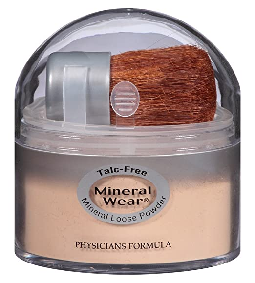 Physician's Formula Mineral Wear Talc-Free Loose Powder