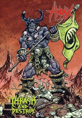 DVD : Hirax - Thrash & Destroy (2PC)