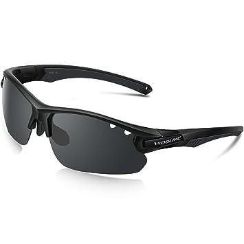 Amazon.com: WOOLIKE W-505 Gafas de sol deportivas ...