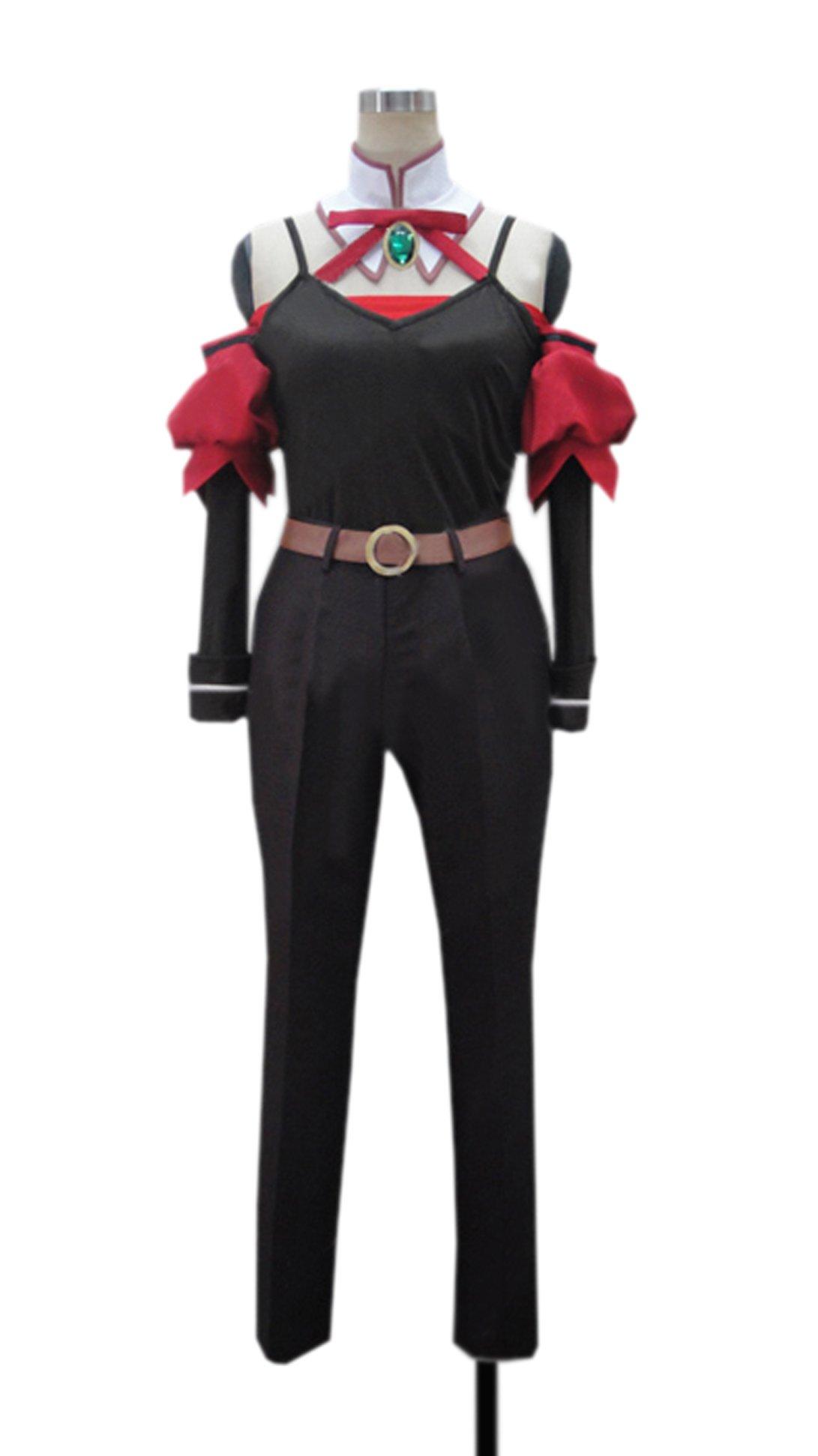 Dreamcosplay Campione! Erica Blandelli Logo Outfits Uniform Cosplay Costume