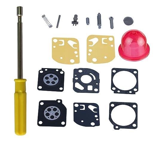 HIPA C1U-H60 carburador reparación Kits + imprimación bombilla + ...