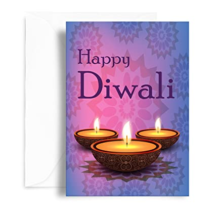 Kaarti happy diwali greeting card sk0524 amazon office products kaarti happy diwali greeting card sk0524 m4hsunfo