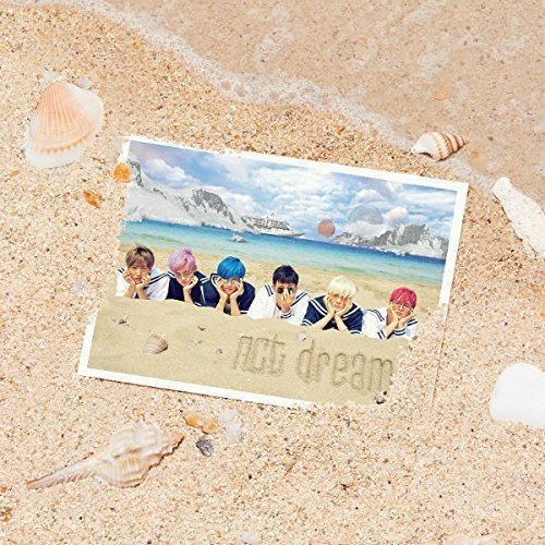 NCT DREAM - We Young (1st Mini Album) CD+Photobook+Folded Poster+Extra Photocard Set