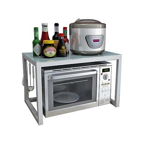 DZW Estantería de Almacenamiento de Cocina estantería de ...