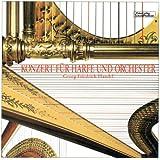 ヘンデル/ディッタースドルフ/フランセ:ハープ協奏曲集