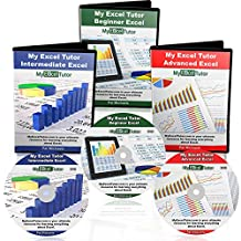 Microsoft Excel Tutorial 2016 Learn Microsoft Excel Fast Complete Excel Training Best Excel Course Includes Beginner Intermediate & Advance Excel Training On DVD   Expert Video Tutorials Excel