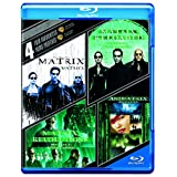 4 Film Favourites: The Matrix Collection