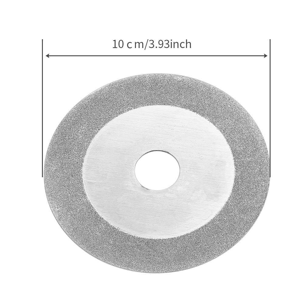 HOZLY Diamond Coated 100mm Grinding Wheel Disc for Carbide Stone Angle Grinder