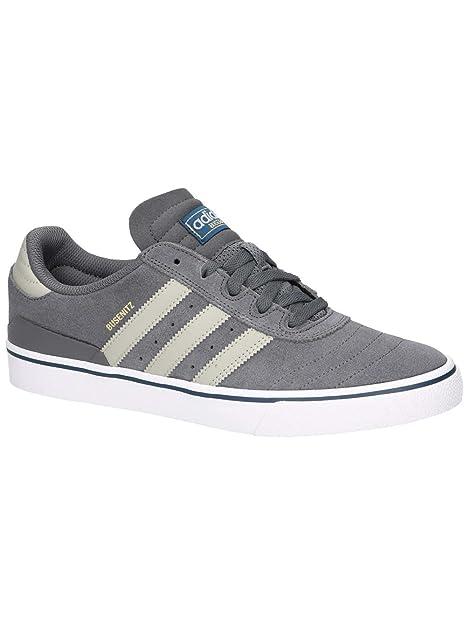 adidas Busenitz Vulc ADV, Zapatillas de Skateboarding para Hombre, Gris (Granit/Sesamo