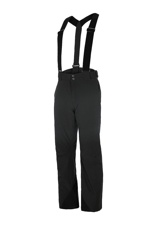 Noir  Ziener Telmo Man (Pant Pantalon de Ski)