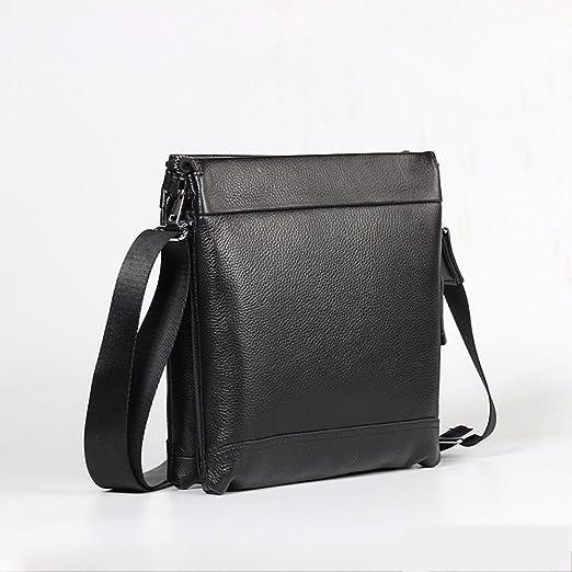 9fd810028688 Amazon.com   NHGY Men s leather single shoulder bag
