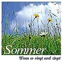 Sommer: Wenn es singt und zirpt Hörbuch von Karl Heinz Dingler, Markus Dingler Gesprochen von:  div.