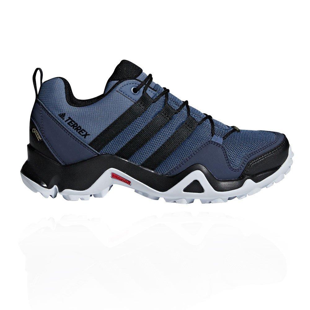 Adidas Terrex Ax2r GTX W, Zapatillas de Senderismo para Mujer 36 EU|Azul (Acenat/Negbás/Aeroaz 000)