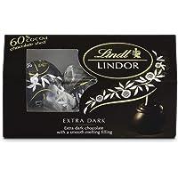 Lindt 3 Pieces Lindor Dark 60% Chocolate, 37 gm