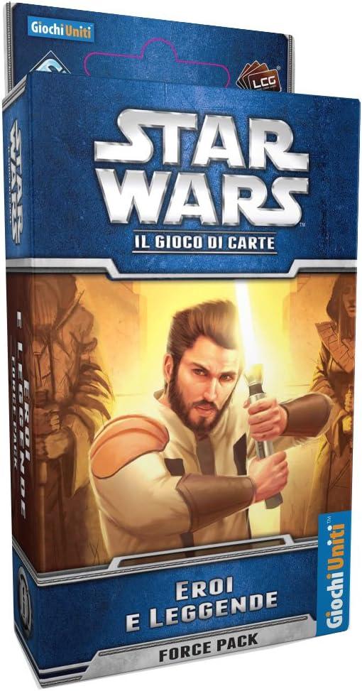 Giochi Uniti - Star Wars Lcg: Eroi E Leggende