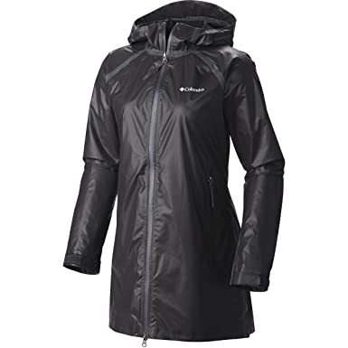 8c1849b41e30 Columbia Women s Outdry Ex Gold Trench Jacket at Amazon Women s Coats Shop