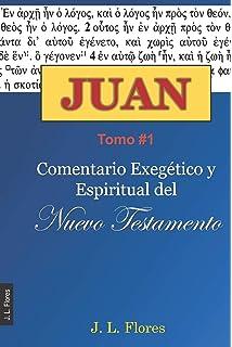 Comentario Exegético y Espiritual del Evangelio de Juan Tomo #1 (Comentario Exegético y Espiritual