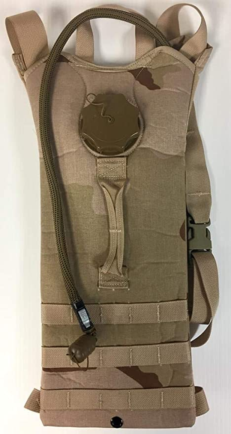 Amazon.com   US Army G.I MOLLE (100 oz.) Hydration Carrier with ... 76fc3f147