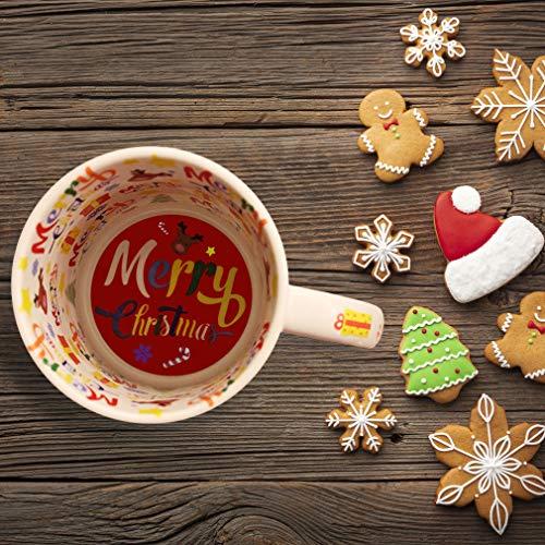 Ceramic Christmas Coffee Mug I Love My Ariegeois Dog Style A Funny Tea Cup 11