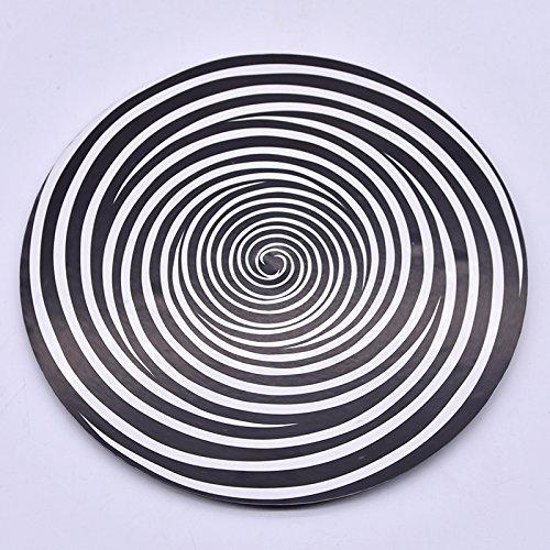 Spiral Metal Illusion – Steel Magic Tricks Magician Close Up Magic Accessories Illusion Props Gi – Steel Magic Tricks Magician Close Up Magic Accessories Illusion Props Gimmick Comedy Mentalism Comedy