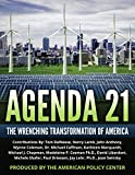 img - for The Wrenching Transformation of America: Agenda 21 book / textbook / text book