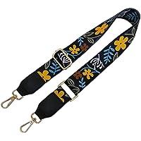 ACVIP Women's Floral Pattern Dacron Casual Handbag Straps